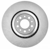 ACDelco - ACDelco Advantage Non-Coated Front Disc Brake Rotor 18A81768A - Image 3