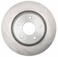 ACDelco - ACDelco Advantage Non-Coated Front Disc Brake Rotor 18A81773A - Image 2