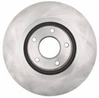 ACDelco - ACDelco Advantage Non-Coated Front Disc Brake Rotor 18A81773A - Image 3