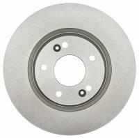 ACDelco - ACDelco Advantage Non-Coated Front Disc Brake Rotor 18A81958A - Image 2