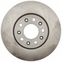 ACDelco - ACDelco Advantage Non-Coated Front Disc Brake Rotor 18A82000A - Image 2