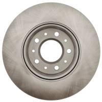 ACDelco - ACDelco Advantage Non-Coated Front Disc Brake Rotor 18A82000A - Image 3