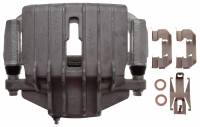 ACDelco - ACDelco Professional Front Passenger Side Disc Brake Caliper Assembly without Pads (Friction Ready Non-Coated) 18FR1213N - Image 3