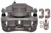 ACDelco - ACDelco Professional Front Passenger Side Disc Brake Caliper Assembly without Pads (Friction Ready Non-Coated) 18FR1213N - Image 4