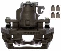 ACDelco - ACDelco Professional Rear Driver Side Disc Brake Caliper Assembly without Pads (Friction Ready Non-Coated) 18FR12474 - Image 4