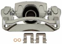 ACDelco - ACDelco Professional Front Disc Brake Caliper Assembly without Pads (Friction Ready Non-Coated) 18FR12571 - Image 2