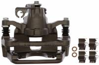 ACDelco - ACDelco Professional Front Disc Brake Caliper Assembly without Pads (Friction Ready Non-Coated) 18FR12587 - Image 4