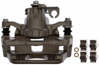ACDelco - ACDelco Professional Front Disc Brake Caliper Assembly without Pads (Friction Ready Non-Coated) 18FR12588 - Image 4