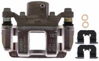 ACDelco - ACDelco Professional Front Disc Brake Caliper Assembly without Pads (Friction Ready Non-Coated) 18FR12649 - Image 3