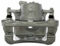 ACDelco - ACDelco Professional Front Driver Side Disc Brake Caliper Assembly without Pads (Friction Ready Non-Coated) 18FR2645 - Image 4