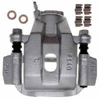 ACDelco - ACDelco Professional Front Disc Brake Caliper Assembly without Pads (Friction Ready Coated) 18FR2658C - Image 3