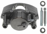 ACDelco - ACDelco Professional Front Driver Side Disc Brake Caliper Assembly without Pads (Friction Ready) 18FR742N - Image 1