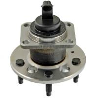 ACDelco - ACDelco Advantage Rear Wheel Hub and Bearing Assembly with Wheel Speed Sensor and Wheel Studs 512003 - Image 1