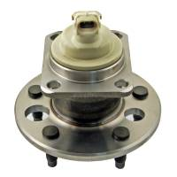 ACDelco - ACDelco Advantage Rear Wheel Hub and Bearing Assembly with Wheel Speed Sensor and Wheel Studs 512151 - Image 1