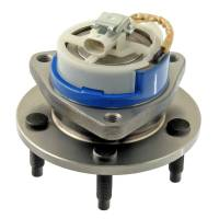 ACDelco - ACDelco Advantage Rear Wheel Hub and Bearing Assembly with Wheel Speed Sensor and Wheel Studs 512222 - Image 1