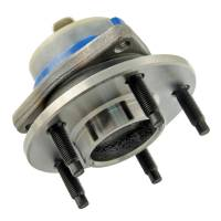 ACDelco - ACDelco Advantage Rear Wheel Hub and Bearing Assembly with Wheel Speed Sensor and Wheel Studs 512222 - Image 4