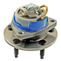 ACDelco - ACDelco Advantage Rear Wheel Hub and Bearing Assembly with Wheel Speed Sensor and Wheel Studs 512223 - Image 1