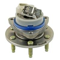 ACDelco - ACDelco Advantage Rear Wheel Hub and Bearing Assembly with Wheel Speed Sensor and Wheel Studs 512243 - Image 1
