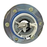 ACDelco - ACDelco Advantage Rear Wheel Hub and Bearing Assembly with Wheel Speed Sensor and Wheel Studs 512243 - Image 3