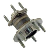 ACDelco - ACDelco Advantage Rear Wheel Hub and Bearing Assembly with Wheel Studs 512287 - Image 4