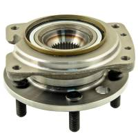 ACDelco - ACDelco Advantage Front Wheel Hub and Bearing Assembly with Wheel Studs 513044 - Image 1