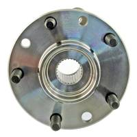 ACDelco - ACDelco Advantage Front Wheel Hub and Bearing Assembly with Wheel Studs 513061 - Image 2
