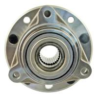 ACDelco - ACDelco Advantage Front Wheel Hub and Bearing Assembly with Wheel Studs 513061 - Image 3