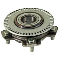 ACDelco - ACDelco Advantage Front Wheel Hub and Bearing Assembly with Wheel Studs 513193 - Image 1