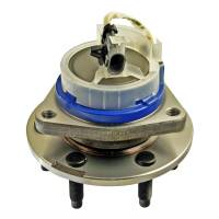 ACDelco - ACDelco Advantage Front Wheel Hub and Bearing Assembly with Wheel Speed Sensor and Wheel Studs 513197 - Image 1