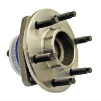 ACDelco - ACDelco Advantage Front Wheel Hub and Bearing Assembly with Wheel Speed Sensor and Wheel Studs 513197 - Image 4