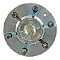 ACDelco - ACDelco Advantage Front Wheel Hub and Bearing Assembly with Wheel Speed Sensor and Wheel Studs 513198 - Image 2