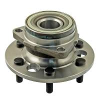 ACDelco - ACDelco Advantage Front Wheel Hub and Bearing Assembly with Wheel Studs 515001 - Image 1