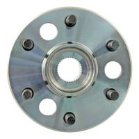 ACDelco - ACDelco Advantage Front Wheel Hub and Bearing Assembly with Wheel Studs 515001 - Image 2