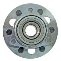 ACDelco - ACDelco Advantage Front Wheel Hub and Bearing Assembly with Wheel Studs 515002 - Image 3