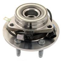 ACDelco - ACDelco Advantage Front Passenger Side Wheel Hub and Bearing Assembly 515092 - Image 1