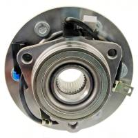 ACDelco - ACDelco Advantage Front Passenger Side Wheel Hub and Bearing Assembly 515092 - Image 3