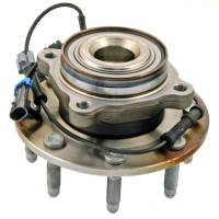 ACDelco - ACDelco Advantage Front Wheel Hub and Bearing Assembly with Wheel Speed Sensor and Wheel Studs 515098 - Image 1