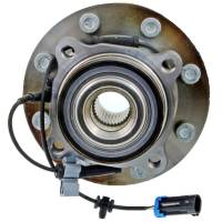 ACDelco - ACDelco Advantage Front Wheel Hub and Bearing Assembly with Wheel Speed Sensor and Wheel Studs 515098 - Image 3