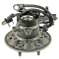 ACDelco - ACDelco Advantage Front Passenger Side Wheel Hub and Bearing Assembly 515105 - Image 1