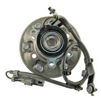 ACDelco - ACDelco Advantage Front Passenger Side Wheel Hub and Bearing Assembly 515105 - Image 3