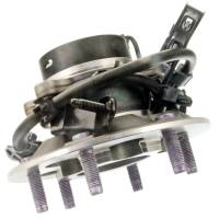 ACDelco - ACDelco Advantage Front Passenger Side Wheel Hub and Bearing Assembly 515107 - Image 4