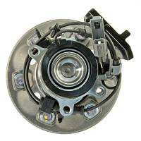 ACDelco - ACDelco Advantage Front Driver Side Wheel Hub and Bearing Assembly 515108 - Image 3