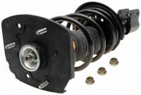 ACDelco - ACDelco Professional Ready Strut Premium Gas Charged Rear Driver Side Strut and Coil Spring Assembly 903-018RS - Image 2