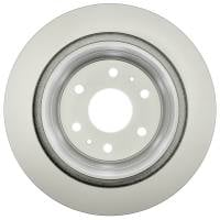 ACDelco - ACDelco Professional Rear Disc Brake Rotor Assembly 18A81032PV - Image 3
