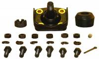 ACDelco - ACDelco Advantage Front Lower Suspension Ball Joint Assembly 46D2257A - Image 1