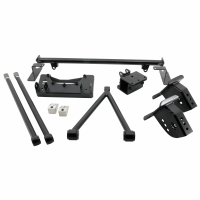 Ridetech - Ridetech 11397199 - Bolt-On Wishbone Rear Suspension for 1982-2002 S10 - Image 2