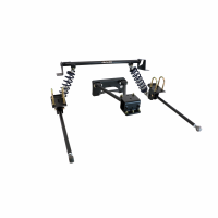 Ridetech - Ridetech 11397199 - Bolt-On Wishbone Rear Suspension for 1982-2002 S10 - Image 5