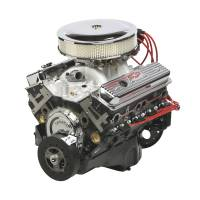 Chevrolet Performance - Chevrolet Performance 19210008 - 350ci HO Deluxe Crate Engine 330hp with Holley 670cfm Carb - Image 1