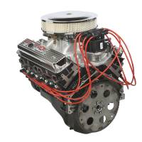 Chevrolet Performance - Chevrolet Performance 19210008 - 350ci HO Deluxe Crate Engine 330hp with Holley 670cfm Carb - Image 2