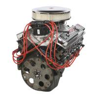 Chevrolet Performance - Chevrolet Performance 19210008 - 350ci HO Deluxe Crate Engine 330hp with Holley 670cfm Carb - Image 3
